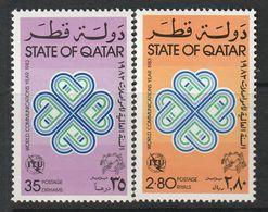 QATAR - N°846/7 ** (1983) - Qatar