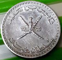 OMAN. :  25 BAISA (1975) AH 1395 KM 45a - Oman