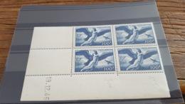 LOT504244 TIMBRE DE FRANCE NEUF** LUXE  COIN DATE - 1927-1959 Nuevos
