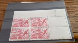LOT504247 TIMBRE DE FRANCE NEUF** LUXE  COIN DATE - 1927-1959 Nuevos