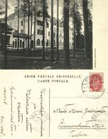 Finland Suomi, NUMMELA, Sanatorium (1911) Postcard (2) - Finland