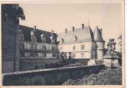 CP 54 Meurthe Et Moselle Fléville Château De Scherbeck - Other Municipalities