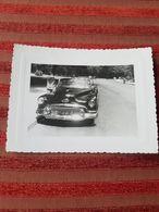 Photo Originale Voiture  Automobile   Annee 50 - Automobiles