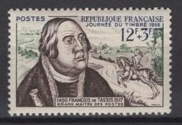 France: 1956. Y&T  N° 1054 ** MNH, Neuf(s). Cote Y&T 2020 : 3,50 € - Neufs