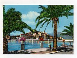 Ventimiglia (Imperia) - Passeggiata Lungo Roja - Non Viaggiata - (FDC22245) - Imperia