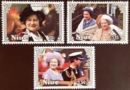 Niue 1985 Queen Mother MNH - Niue