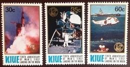 Niue 1979 Moon Landing MNH - Niue