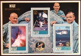 Niue 1979 Moon Landing Minisheet MNH - Niue