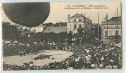 33803 - AUXERRE - FETE D/ GONFLEMENT D UN BALLON LACHEZ TOUT - Auxerre