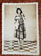 MONTAGE PHOTO SNAPSHOT VIETNAM INDOCHINE STARLETTE MODE FASHION WOMAN SAIGON SURREALISME PHOTOMONTAGE SURRELISM - Pin-ups