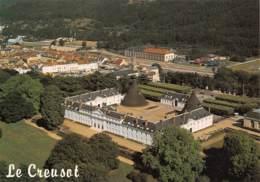 LE CREUSOT Chateau De La Verrerie Usine  SCHNEIDER   29 (scan Recto Verso)ME2644TER - Le Creusot