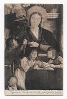CPA Musée De Bruxelles Légende De Sainte Anne Par Quintin Metzis - Musea