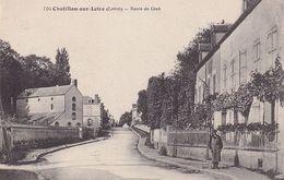 Chatillon Sur Loire Route De Gien - Chatillon Sur Loire