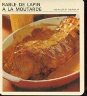 Rable De Lapin à La Moutarde - Cooking Recipes