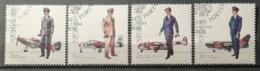 Portugal 1984 / Yvert N°1600-1603 / Used - Gebraucht