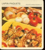 Lapin-paquets - Cooking Recipes