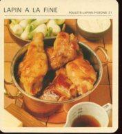 Lapin à La Fine - Cooking Recipes