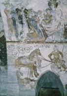 36 - Eglise De Gargilesse : Détails Des Fresques Du XIIIe Et XVIe Siècle - Photo Gesell - Autres Communes