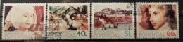 Portugal 1984 / Yvert N°1610-1613 / Used - Gebraucht