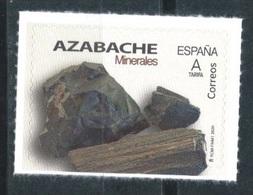 ESPAÑA 2020 ** MINERALES: AZABACHE - 1931-Oggi: 2. Rep. - ... Juan Carlos I