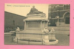 C.P.  Antoing  = Le Monument 1914-1918 - Antoing