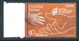 ESPAÑA 2020 ** 90 ANIV COLEGIO HUERFANOS DE HACIENDA - 1931-Oggi: 2. Rep. - ... Juan Carlos I