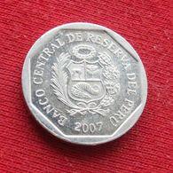 Peru 5 Centimos 2007 KM# 304.4a Perou - Perú