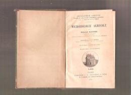 Edmond KAYSER - MICROBIOLOGIE MEDICALE -- Librairie J.-B. Baillière & Fils, Paris, 1910 - Sciences