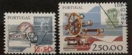 Portugal 1983 / Yvert N°1572-1573 / Used - 1910-... République