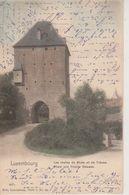 LES ROUTES DU RHAM ET DE TREVES - NELS SERIE 1 N° 39 - Luxembourg - Ville