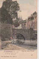 PONT DU ROCHER GRUND - NELS SERIE 1 N° 33 - Luxembourg - Ville