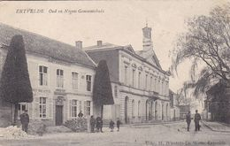 Ertvelde, Oud En Nieuw Gemeentehuis (pk69643) - Evergem