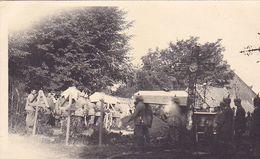 ( 80 ) - Assevilers Beerdigung Enterrement   Carte  Photo  Allemande 1° Guerre TOP !!!!!!!!!!!! - Autres Communes