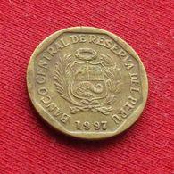 Peru 5 Centimos 1997 KM# 304.2 Perou - Perú