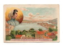Image Littoral & îles De La France - Port-Vendres - Format : 10.5x7 Cm - Trade Cards