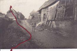 ( 80 ) - Thiepval  Carte  Photo  Allemande 1° Guerre TOP !!!!!!!!!!!! - Autres Communes