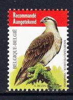 2011 Belgium Osprey Birds Of Prey  Complete Set Of 1 MNH @ BELOW FACE VALUE - Arends & Roofvogels