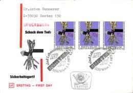 D - [905704]B/TB//-Autriche 1975 - WIEN, Sécurité Routière - Unfälle Und Verkehrssicherheit
