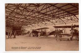 Tienen Tirlemont Vliegplein Aerodrome Interieur - Tienen