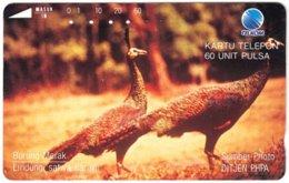 INDONESIA A-695 Magnetic Telkom - Animal, Bird - Used - Indonesië
