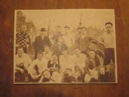 TOURCOING (NORD): OLYMPIQUE DU CHÊNE HOUPLINE DE TOURCOING (PHOTO DE JOURNAL: 06/1932) - Picardie - Nord-Pas-de-Calais