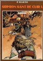 Bande Dessinée Reliée Grimion Gant De Cuir - Tome 1 Sirène Par P. Makyo De Février 1985 - Libros, Revistas, Cómics