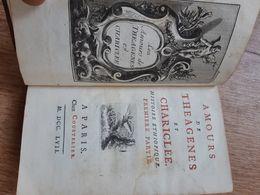 Héliodore, Amours De Théagène Et Chariclée Ou Histoire éthiopique, 1757 - 1701-1800