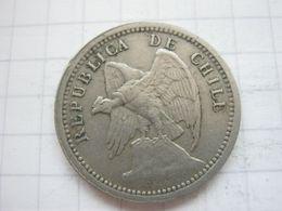 Chile , 20 Centavos 1932 - Chile
