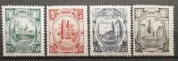 Pologne 1955 / Yvert N°833-836 / ** - 1944-.... Republic