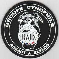 Écusson Police RAID Cyno - Police