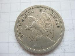 Chile , 20 Centavos 1940 - Chili