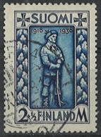 Finland 1938. Mi.Nr. 211, Used O - Finland