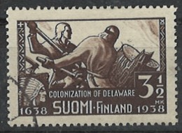 Finland 1938. Mi.Nr. 212, Used O - Finland