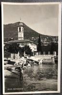 Cernobbio Kirche Mit Comersee - Como